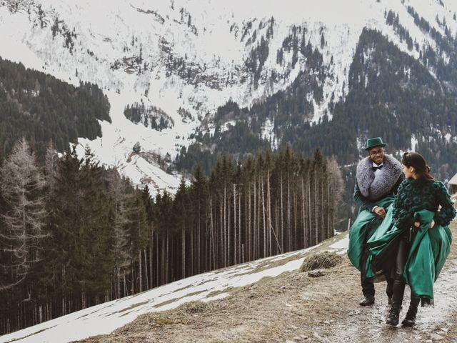 Le mariage de Kévin et Prisila à Le Reposoir, Haute-Savoie 2