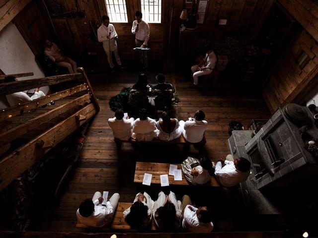 Le mariage de Kévin et Prisila à Le Reposoir, Haute-Savoie 21