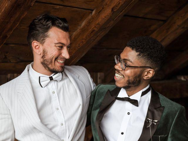 Le mariage de Kévin et Prisila à Le Reposoir, Haute-Savoie 15