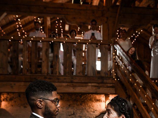 Le mariage de Kévin et Prisila à Le Reposoir, Haute-Savoie 26