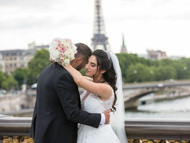 Le mariage de Eveline et Laurent à Pontcarré, Seine-et-Marne 2