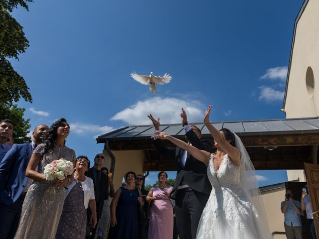 Le mariage de Eveline et Laurent à Pontcarré, Seine-et-Marne 3