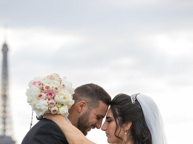 Le mariage de Eveline et Laurent à Pontcarré, Seine-et-Marne 11