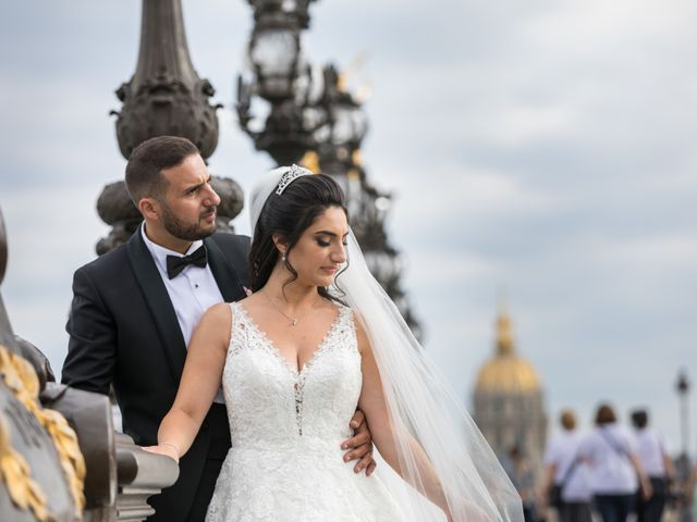 Le mariage de Eveline et Laurent à Pontcarré, Seine-et-Marne 12