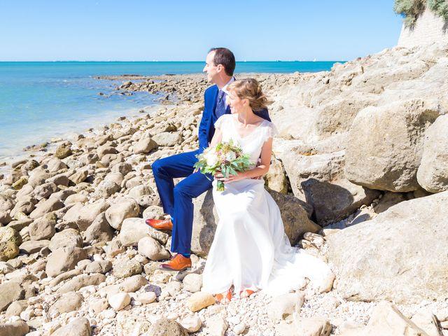 Le mariage de Yvan et Annelise à Benon, Charente Maritime 35