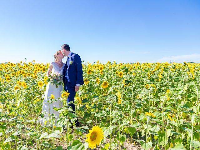 Le mariage de Yvan et Annelise à Benon, Charente Maritime 58