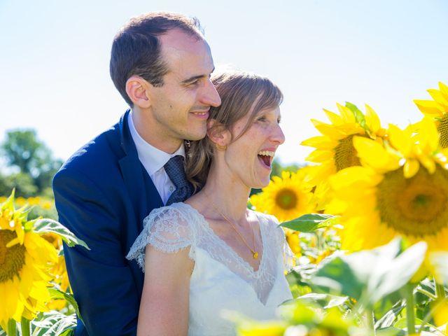 Le mariage de Yvan et Annelise à Benon, Charente Maritime 66