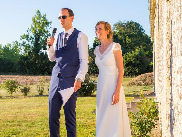 Le mariage de Yvan et Annelise à Benon, Charente Maritime 75