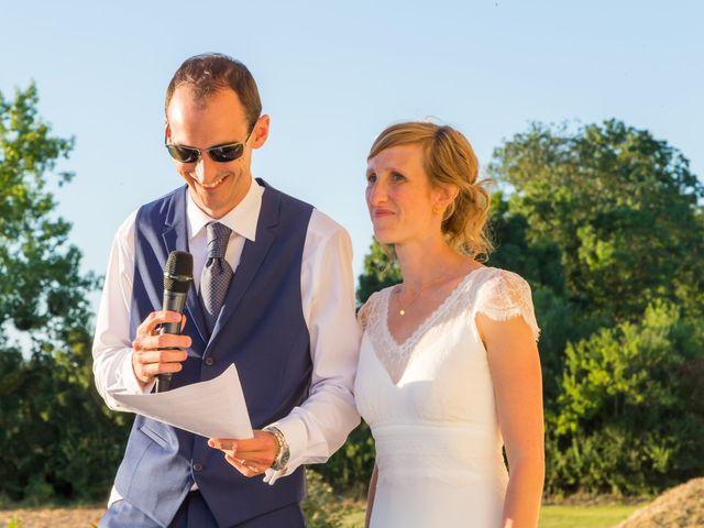 Le mariage de Yvan et Annelise à Benon, Charente Maritime 76