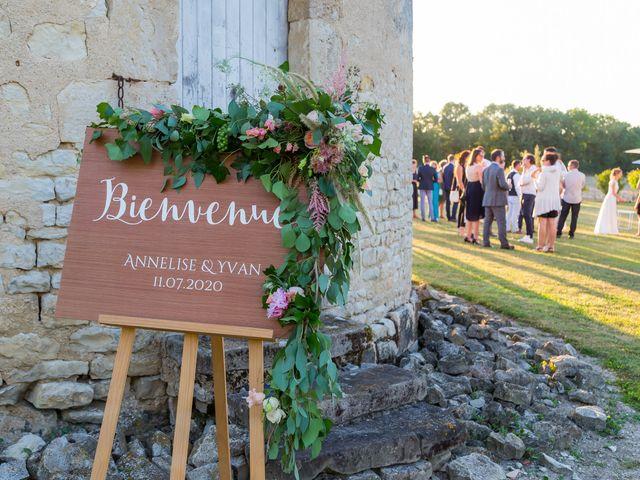 Le mariage de Yvan et Annelise à Benon, Charente Maritime 81