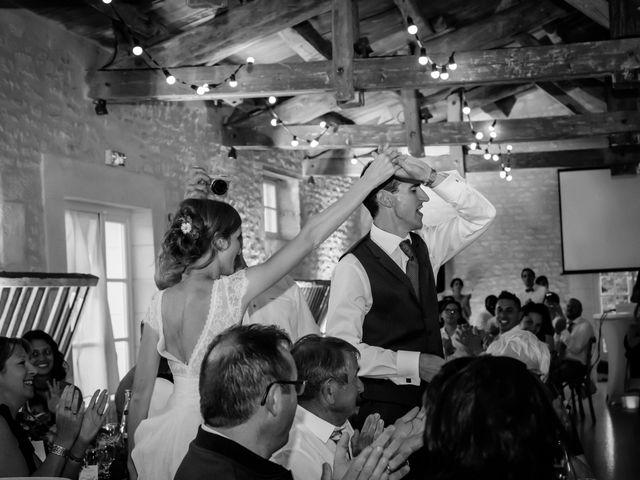 Le mariage de Yvan et Annelise à Benon, Charente Maritime 99