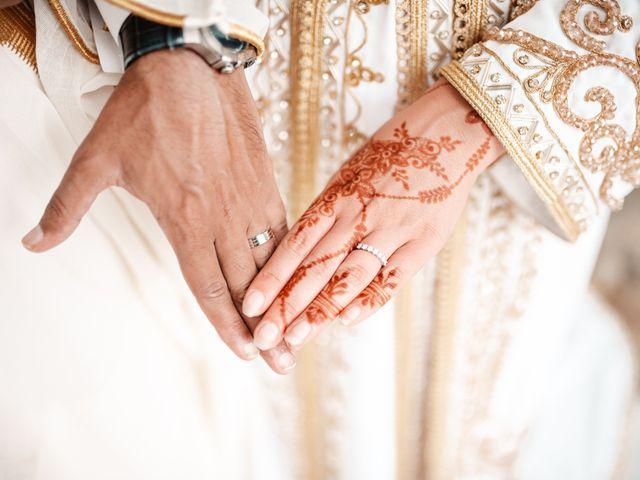 Le mariage de Abdulrahman et Agathe à Fontaine-lès-Dijon, Côte d'Or 2