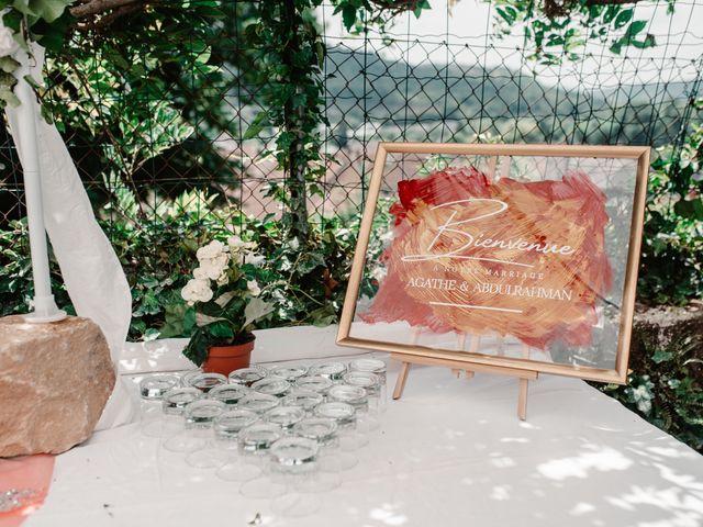 Le mariage de Abdulrahman et Agathe à Fontaine-lès-Dijon, Côte d'Or 6