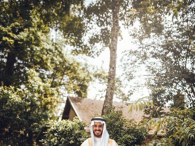 Le mariage de Abdulrahman et Agathe à Fontaine-lès-Dijon, Côte d'Or 9