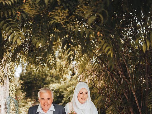 Le mariage de Abdulrahman et Agathe à Fontaine-lès-Dijon, Côte d'Or 11