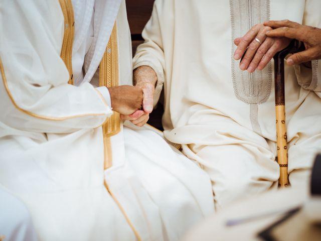 Le mariage de Abdulrahman et Agathe à Fontaine-lès-Dijon, Côte d'Or 14