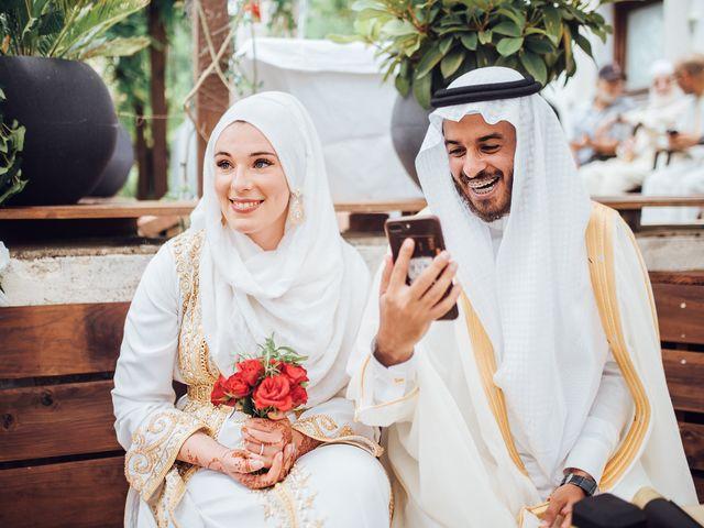 Le mariage de Abdulrahman et Agathe à Fontaine-lès-Dijon, Côte d'Or 18