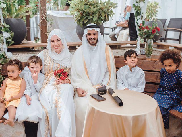 Le mariage de Abdulrahman et Agathe à Fontaine-lès-Dijon, Côte d'Or 19