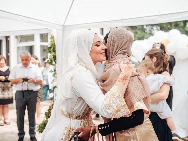 Le mariage de Abdulrahman et Agathe à Fontaine-lès-Dijon, Côte d'Or 20