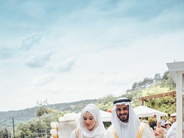 Le mariage de Abdulrahman et Agathe à Fontaine-lès-Dijon, Côte d'Or 21