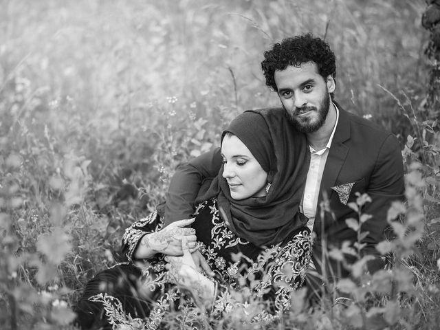 Le mariage de Abdulrahman et Agathe à Fontaine-lès-Dijon, Côte d'Or 22