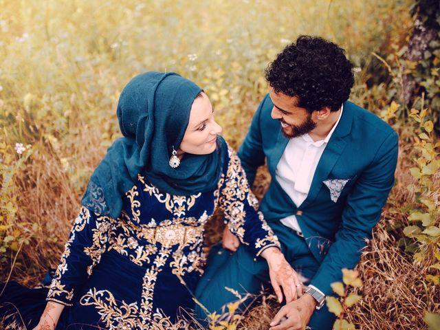 Le mariage de Abdulrahman et Agathe à Fontaine-lès-Dijon, Côte d'Or 23