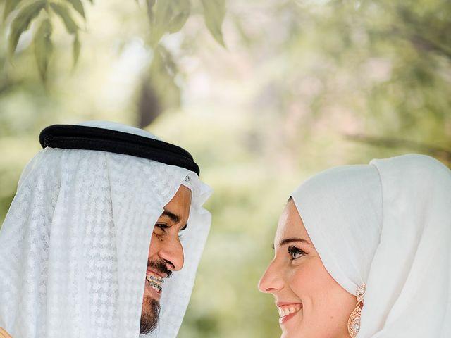 Le mariage de Abdulrahman et Agathe à Fontaine-lès-Dijon, Côte d'Or 24