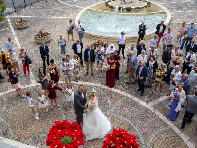 Le mariage de Arnaud et Flavie à Vimoutiers, Orne 22