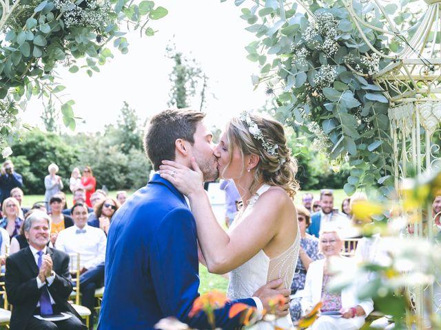 Le mariage de Mylène et John
