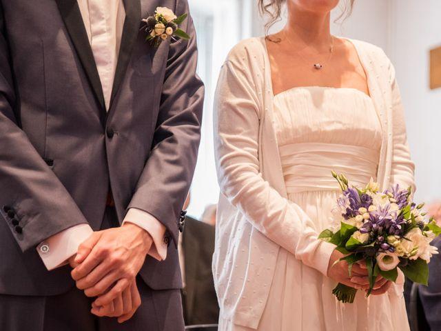 Le mariage de Sylvain et Marine à Saint Just Saint Rambert, Loire 5