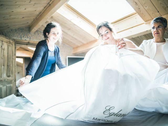 Le mariage de Sylvain et Marine à Saint Just Saint Rambert, Loire 7