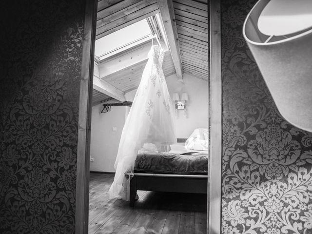 Le mariage de Sylvain et Marine à Saint Just Saint Rambert, Loire 8