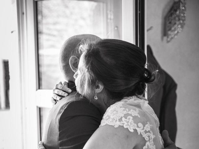 Le mariage de Sylvain et Marine à Saint Just Saint Rambert, Loire 12