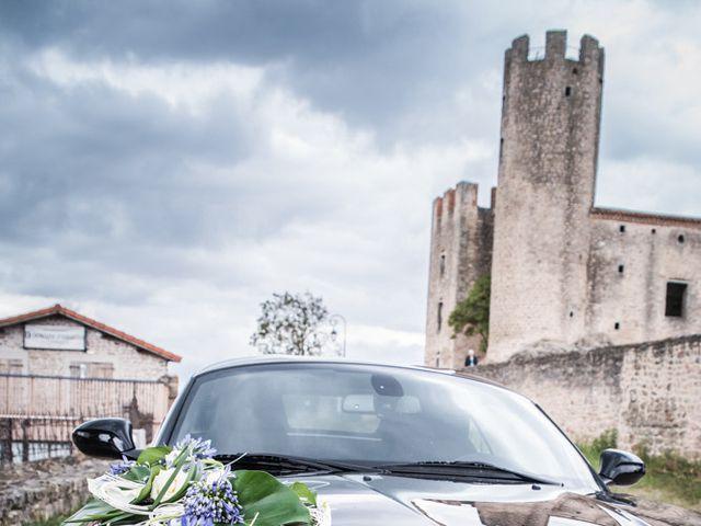 Le mariage de Sylvain et Marine à Saint Just Saint Rambert, Loire 16