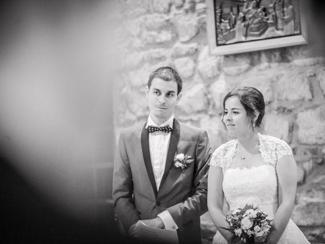 Le mariage de Sylvain et Marine à Saint Just Saint Rambert, Loire 19