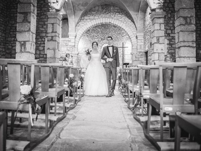Le mariage de Sylvain et Marine à Saint Just Saint Rambert, Loire 21