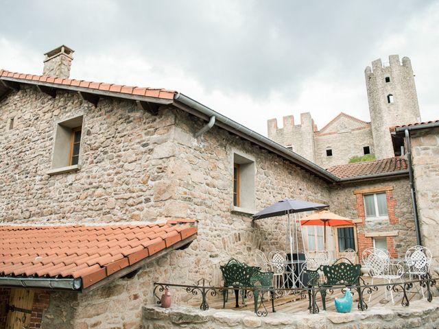 Le mariage de Sylvain et Marine à Saint Just Saint Rambert, Loire 24