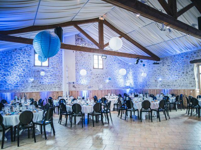 Le mariage de Sylvain et Marine à Saint Just Saint Rambert, Loire 27