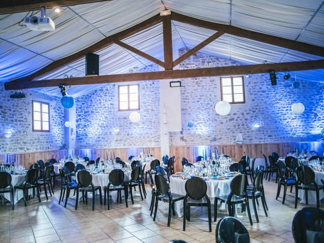 Le mariage de Sylvain et Marine à Saint Just Saint Rambert, Loire 30