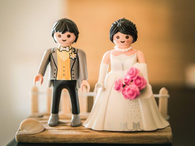 Le mariage de Sylvain et Marine à Saint Just Saint Rambert, Loire 38