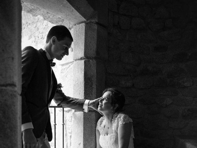 Le mariage de Sylvain et Marine à Saint Just Saint Rambert, Loire 49
