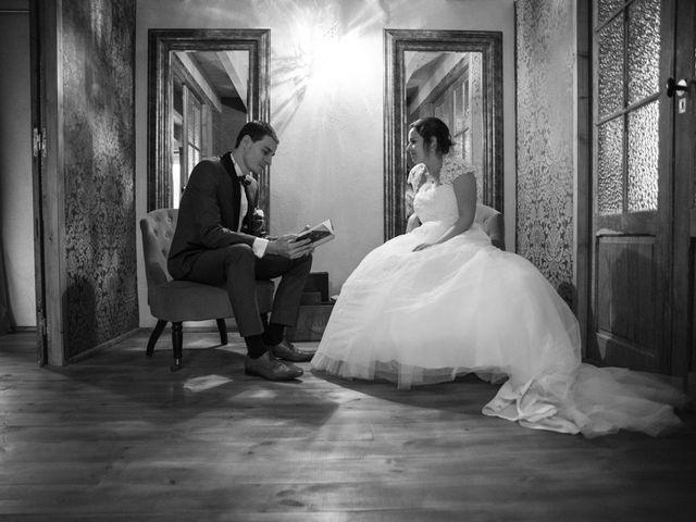 Le mariage de Sylvain et Marine à Saint Just Saint Rambert, Loire 50