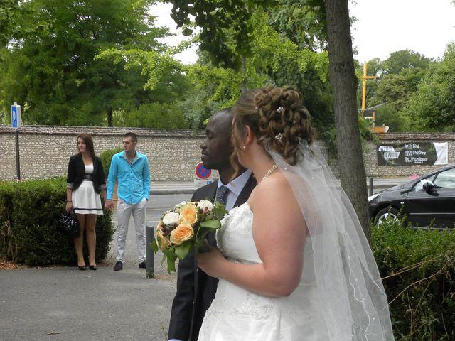 Le mariage de Moustapha et Mathilde à Olivet, Loiret 4