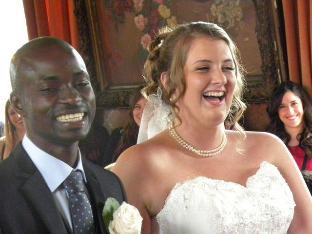 Le mariage de Moustapha et Mathilde à Olivet, Loiret 7