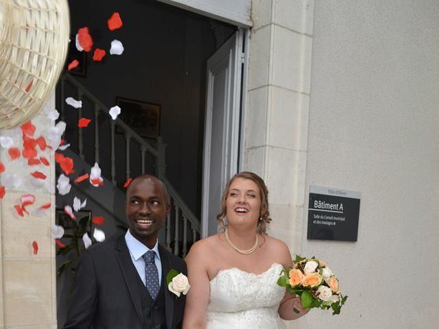 Le mariage de Moustapha et Mathilde à Olivet, Loiret 8