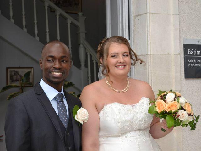 Le mariage de Moustapha et Mathilde à Olivet, Loiret 9