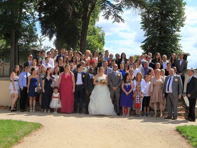 Le mariage de Moustapha et Mathilde à Olivet, Loiret 14