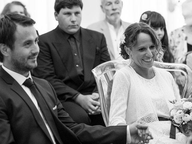 Le mariage de Altin et Denise à Locronan, Finistère 4
