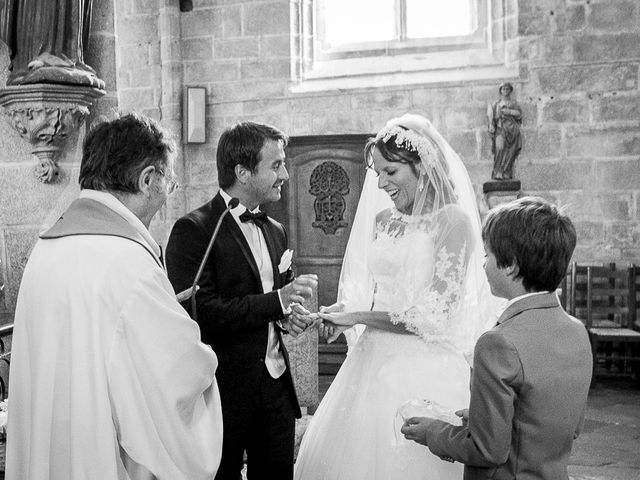 Le mariage de Altin et Denise à Locronan, Finistère 16