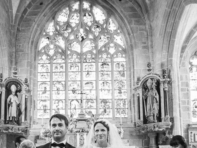 Le mariage de Altin et Denise à Locronan, Finistère 18
